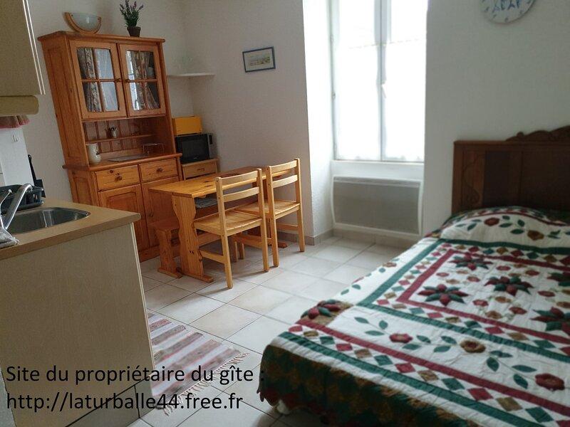 La Mouette, holiday rental in La Turballe