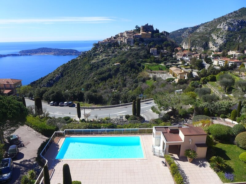 Les Balcons d'Eze, holiday rental in Èze