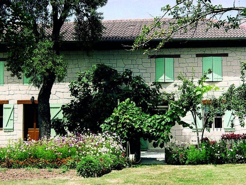 La Chureau, holiday rental in Saint-Jean-en-Royans