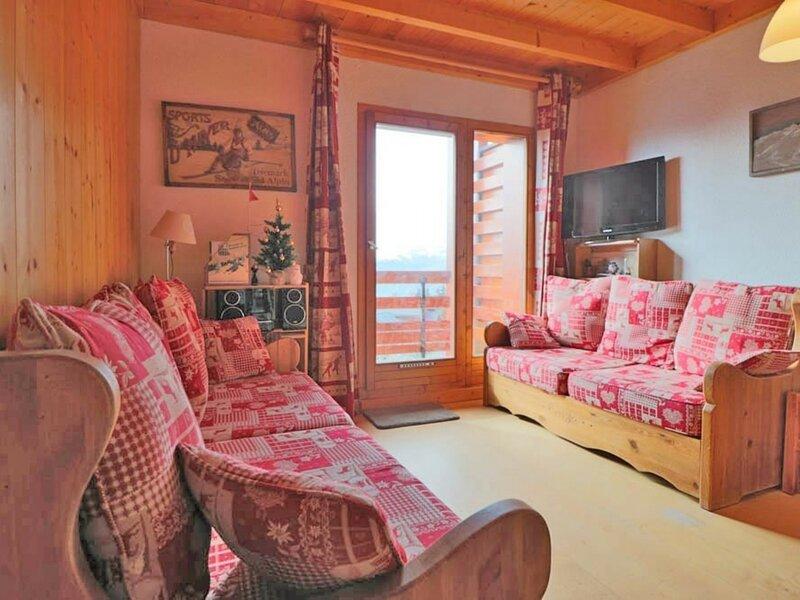 DUPLEX AU PIED DES PISTES, holiday rental in Montvalezan