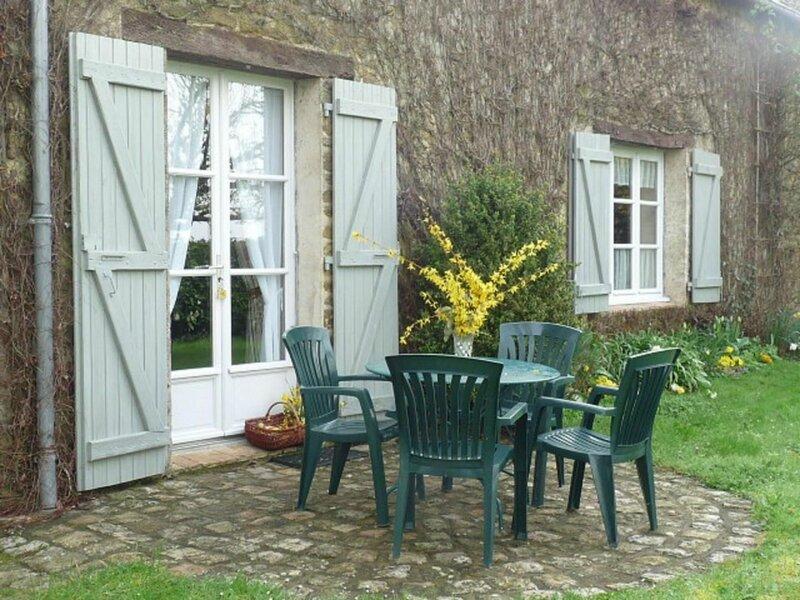 La gendrie – semesterbostad i Beaumont-sur-Sarthe