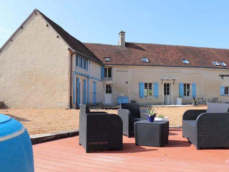 Horizon boisé, holiday rental in Nogent Le Bernard