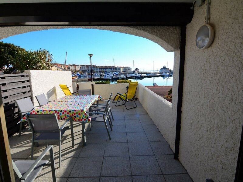 T2 VIP - 020 PALMYRA - Cap coudalère - Barcares, holiday rental in Salses-Le-Chateau