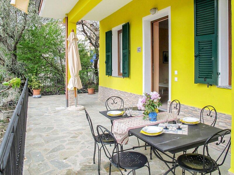 di Alix, vakantiewoning in Villa Faraldi