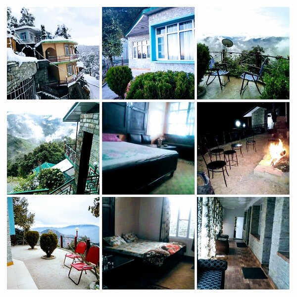 Dee,Lux cottages chail, holiday rental in Kandaghat Tehsil