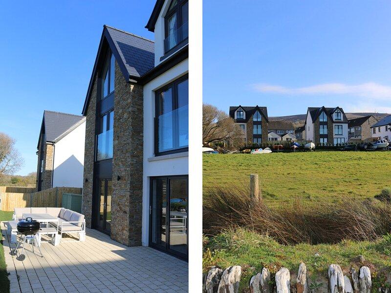 Chandler's Retreat, Newport, Pembrokeshire, holiday rental in Newport
