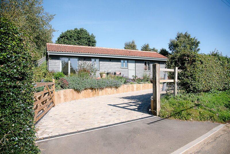 Hill Stables, Ufford (Air Manage Suffolk) – semesterbostad i Campsea Ashe