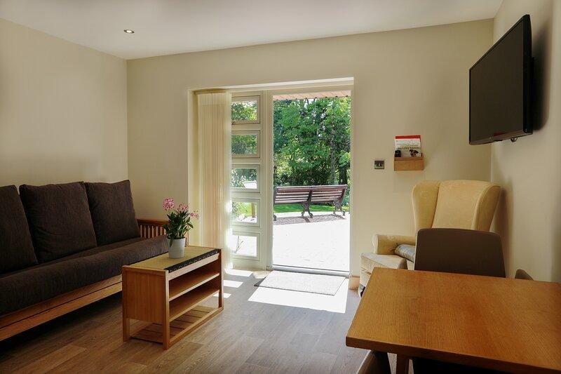 Pinetum Garden Cottages - Moongate 3, location de vacances à Trethurgy