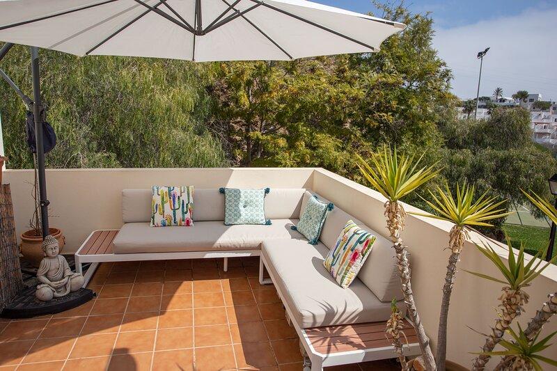 Beautiful 3 Bedroom Apartment, location de vacances à Mojacar Playa