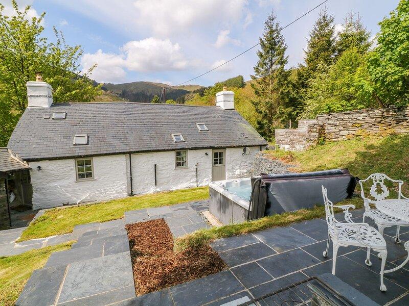 Pen y Cwm Cottage, Upper Corris, Wales, holiday rental in Corris