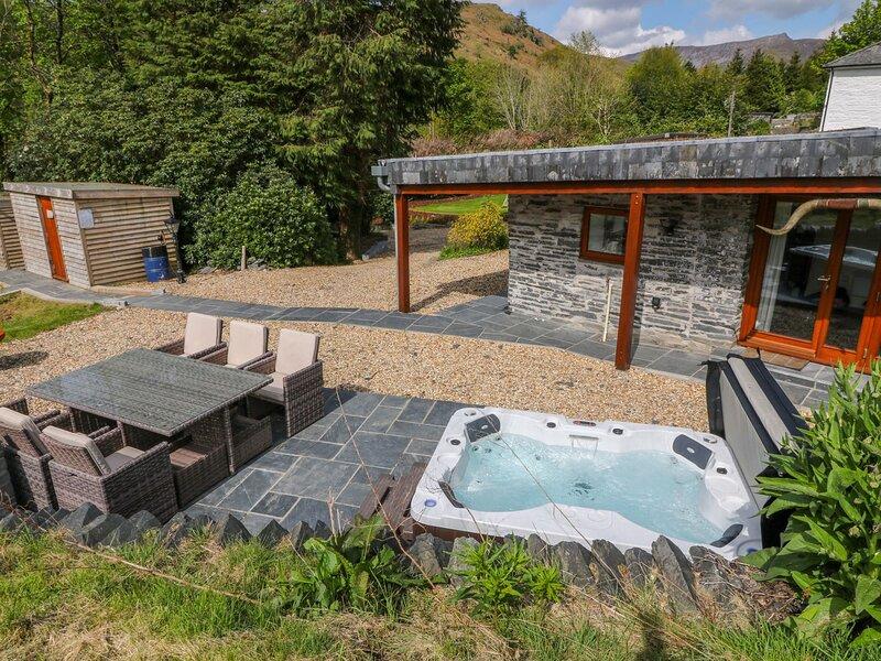 Careiau Esgid Lodge, Upper Corris, Wales, holiday rental in Corris