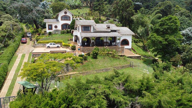 Casa Campestre Miravento, vacation rental in Yumbo