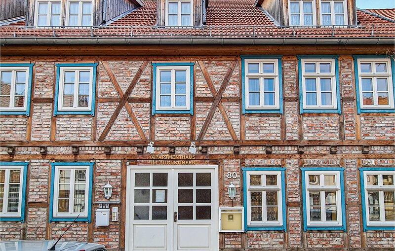 Amazing apartment in Quedlinburg with WiFi (DAN241), location de vacances à Halberstadt