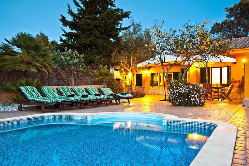 Villa El Mal Pas / Can Seguinet, casa vacanza a Mal Pas