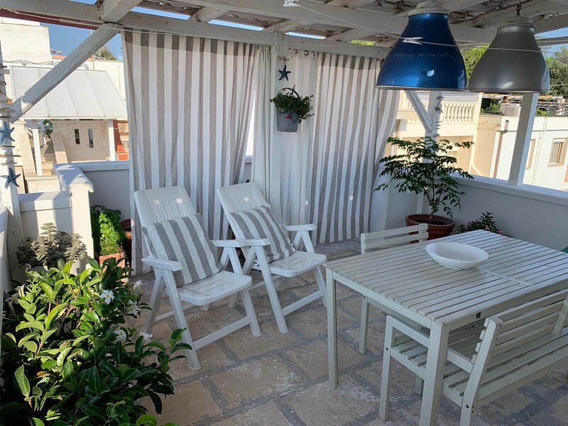 Casa Conchiglie Salento, vacation rental in Maruggio