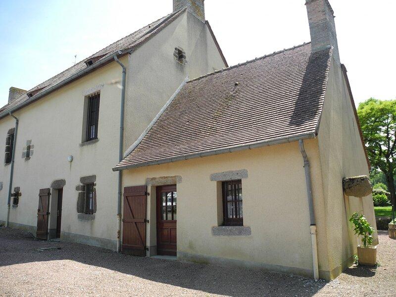Le Vivier – semesterbostad i Sainte-Suzanne-et-Chammes