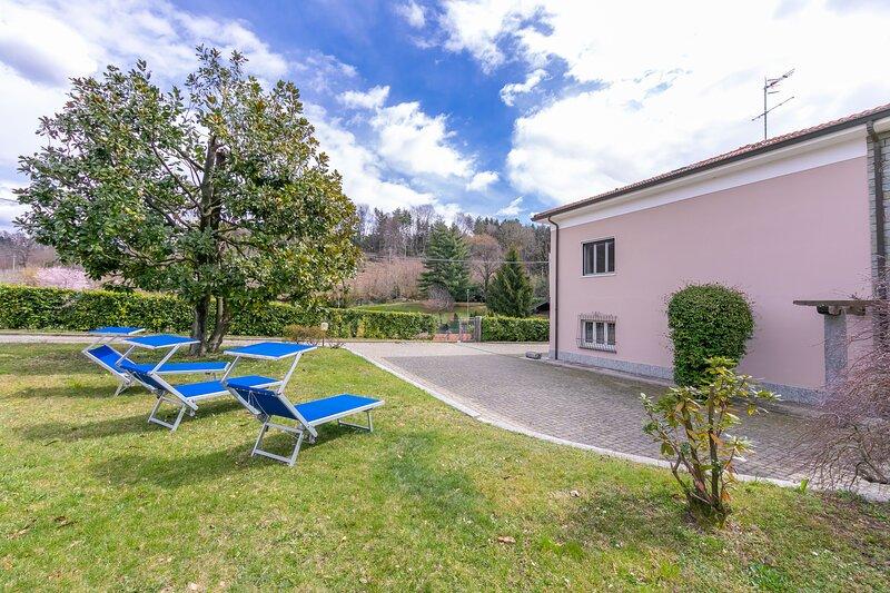 Villa Giulietta, casa vacanza a Barasso