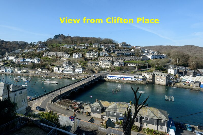 Tidal Streams - Lovely house, close to town centre and beach with river views, alquiler vacacional en Looe