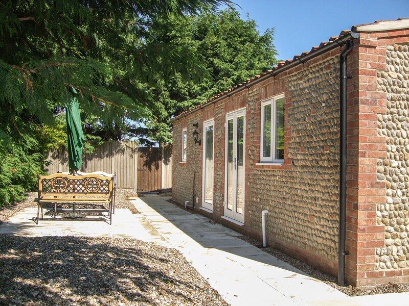 The Old Barn, Walcott, location de vacances à Happisburgh