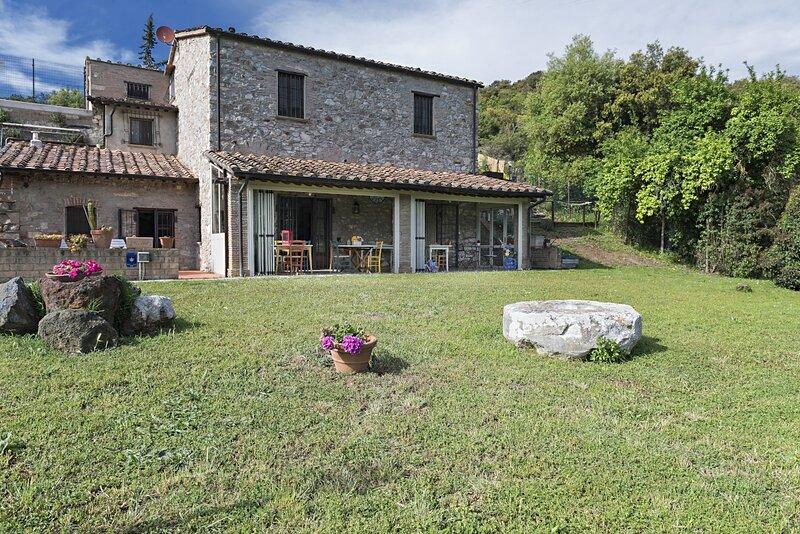 Il Temperino camera Doppia, holiday rental in Cafaggio