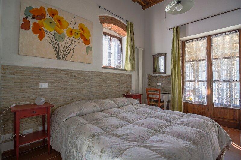 Il Temperino camera Doppia, holiday rental in Campiglia Marittima