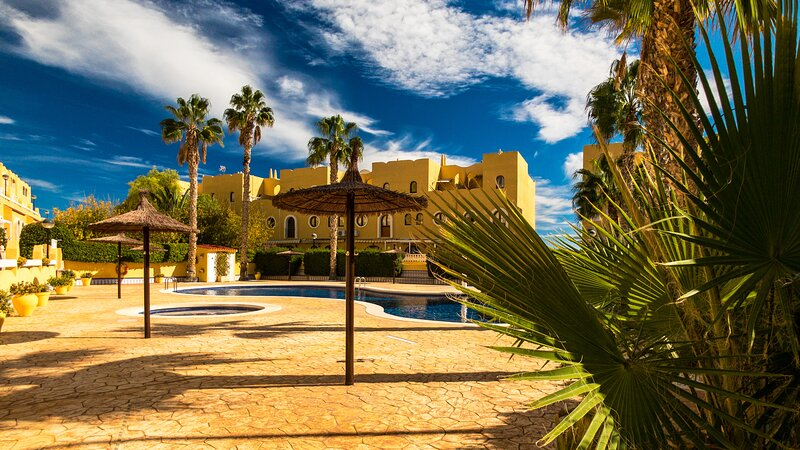 ALKABIR sea view beach bungalo, holiday rental in Hoya de los Patos