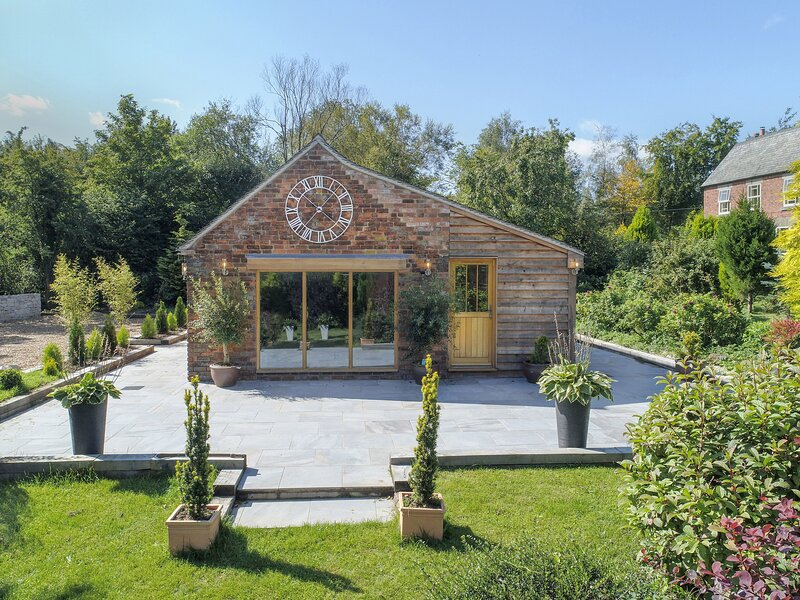 Ladycroft Barn, Ashbourne, casa vacanza a Bradley
