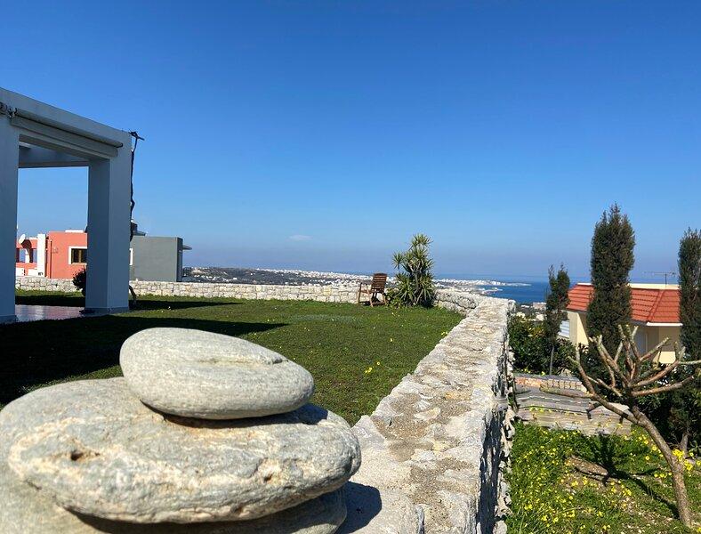 Villa La BiAncA in Rhodes Greece, holiday rental in Koskinou