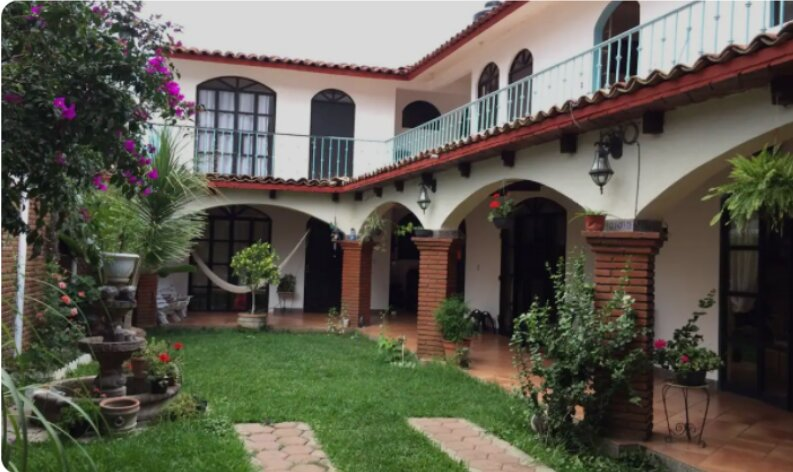 Family Vacation B and B Oaxaca, holiday rental in Santa Maria del Tule