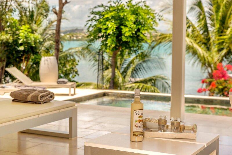 Villa Cerisier - piscine & bord de mer, alquiler de vacaciones en Le Francois