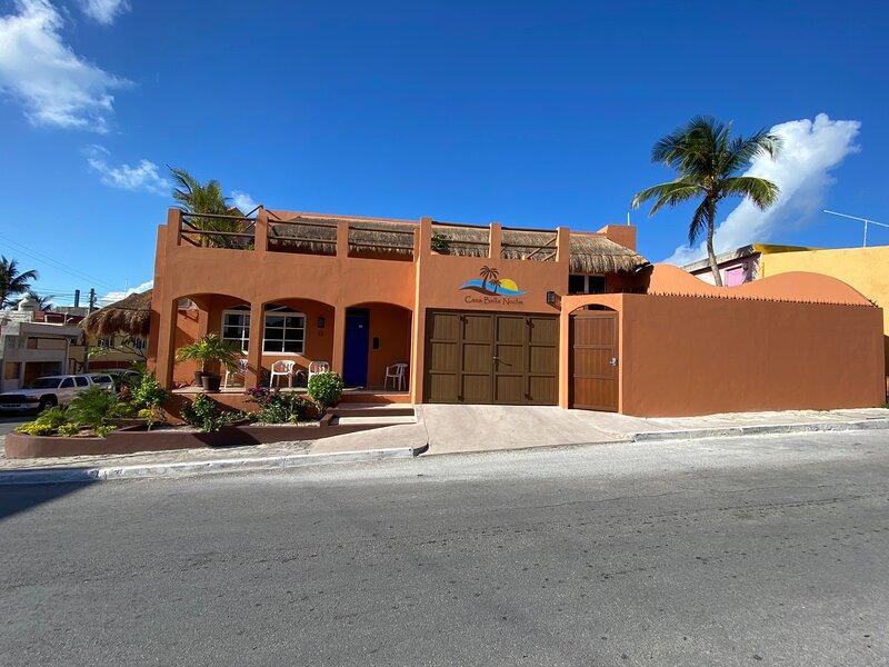 Casa Bella Noche, location de vacances à Isla Mujeres