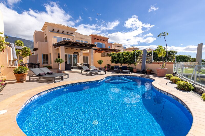 Villa Golf Costa Adeje 3A003, holiday rental in Armenime
