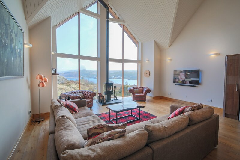 Waterloo House, holiday rental in Caithness and Sutherland