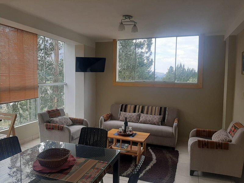Departamentos  Ballavista Deluxe 2 La Alborada   Huaraz, location de vacances à Ancash Region