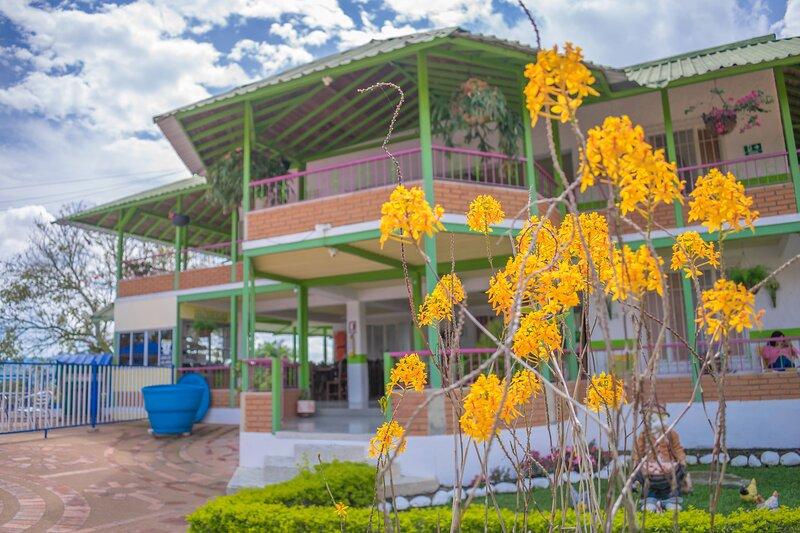 Habitación doble, holiday rental in Quimbaya