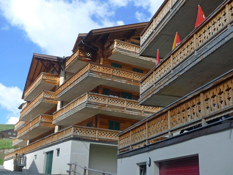 Le Hameau des Crosets, aluguéis de temporada em Champoussin