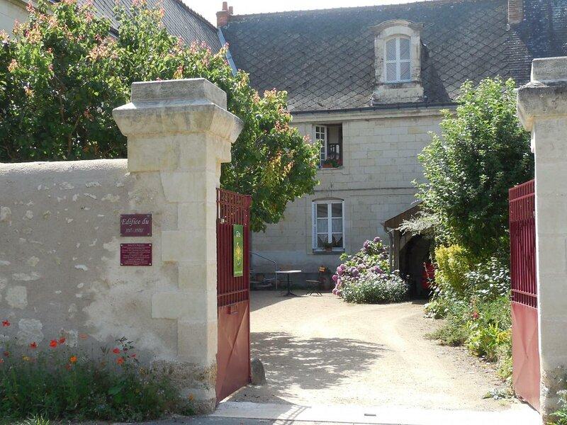 Manoir de la Baillardière, holiday rental in Ballan Mire