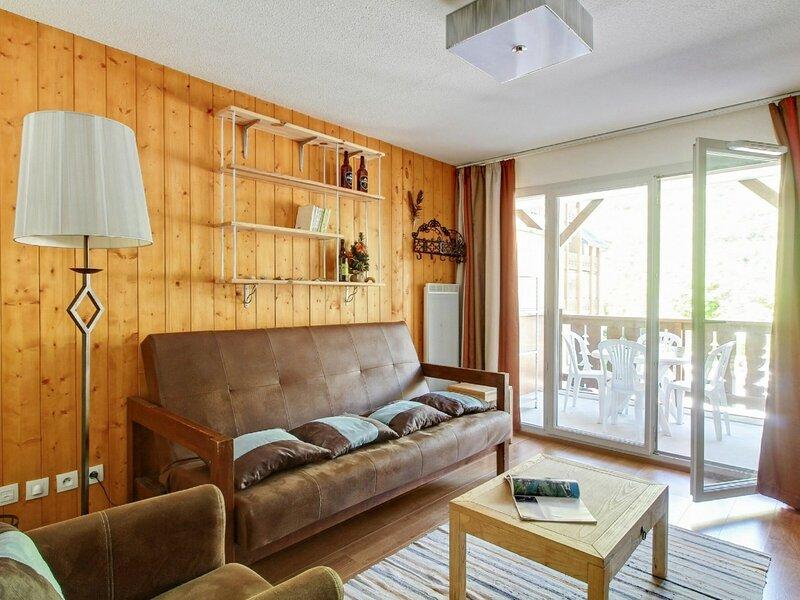 T2 cabine, résidence Val de Roland , 6 personnes., location de vacances à Esquieze-Sere