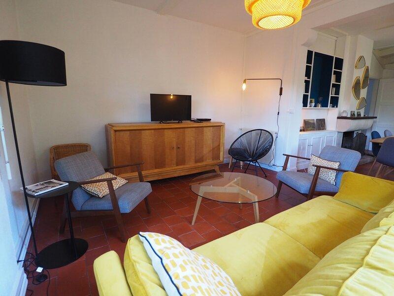 Villa à proximité immédiate des plages du Pyla pour 12 personnes, alquiler vacacional en Pyla-sur-Mer