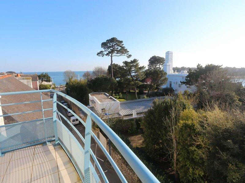 Magnifique duplex vue mer classé 2*, location de vacances à Sainte-Marine
