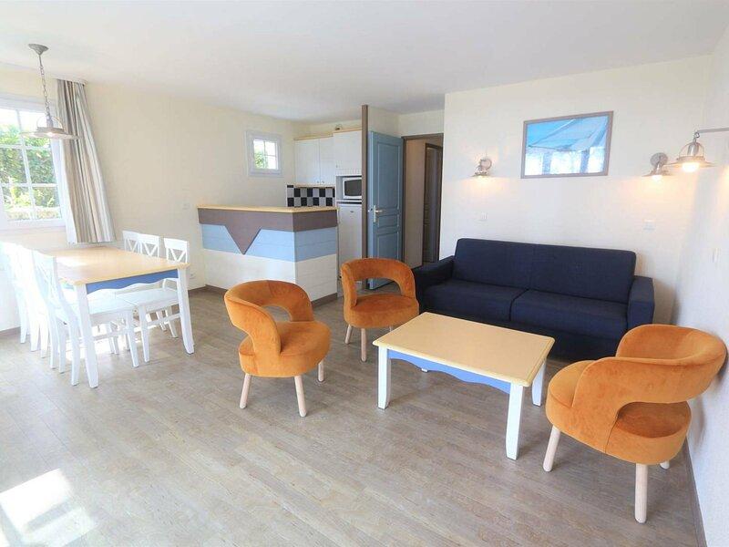 Appartement au bord de la plage, casa vacanza a La Foret-Fouesnant