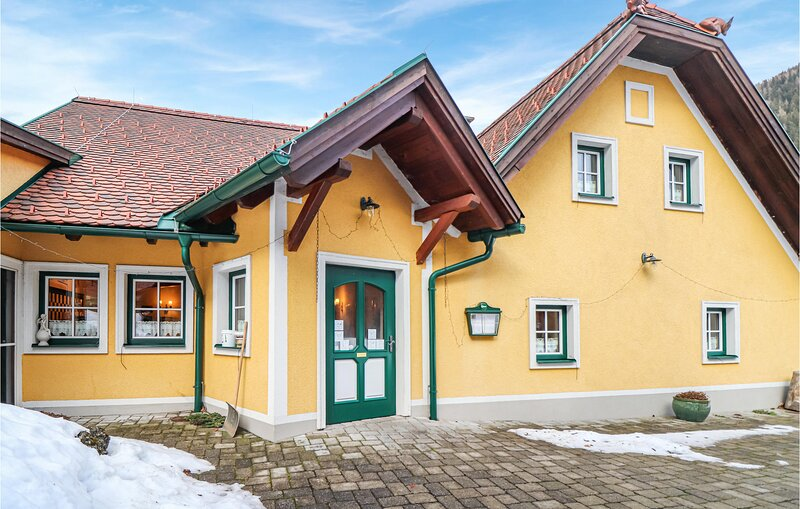 Amazing home in Mürzsteg with Sauna, WiFi and 3 Bedrooms (AST219), holiday rental in Sankt Aegyd am Neuwalde