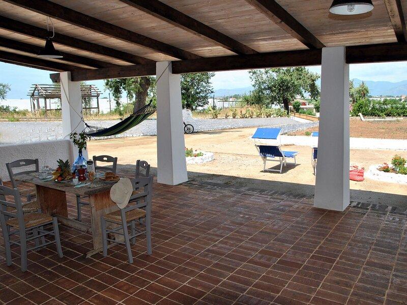 Fazenda Sperlonga, holiday rental in Salto di Fondi