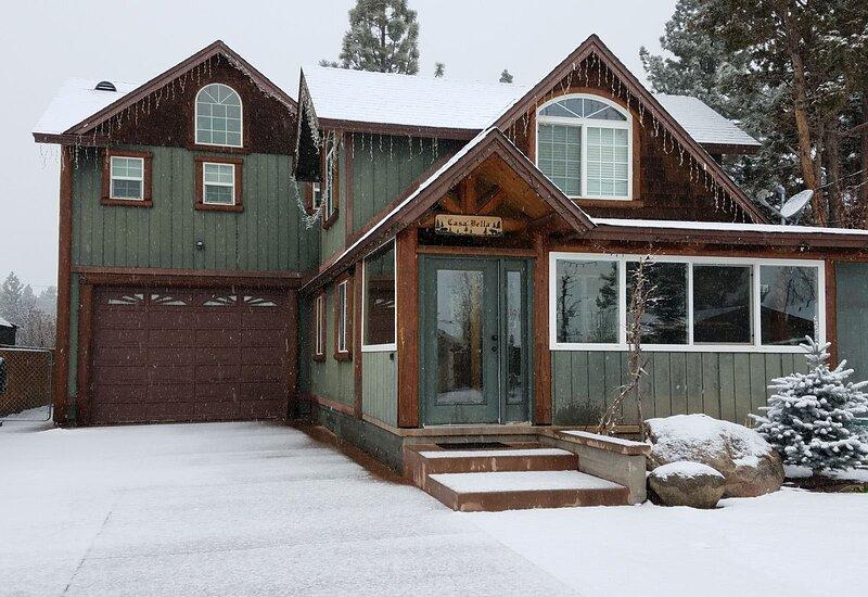 Casa Bella, vacation rental in Big Bear City