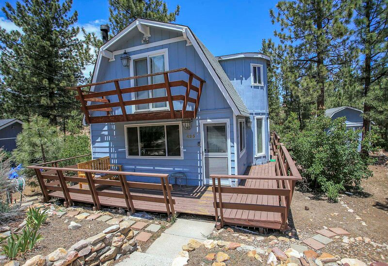 Cardinal Ridge, vacation rental in Big Bear City