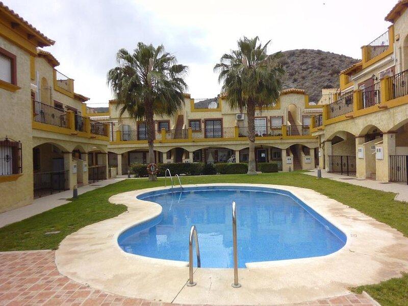 EC14B2 Apartment 2 bedrooms Playa El Calon, holiday rental in Cuevas del Almanzora