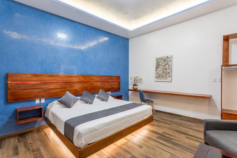 Hotel Casa Dos Lunas, alquiler de vacaciones en Oaxaca
