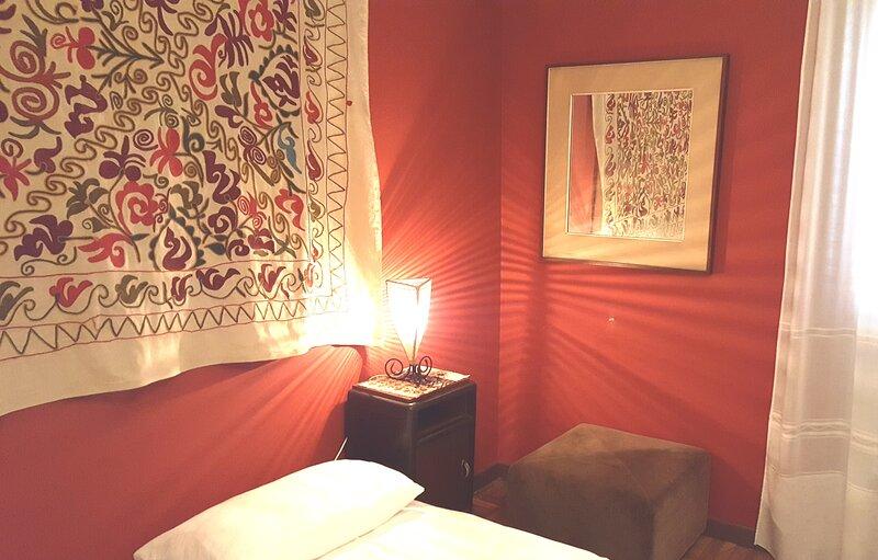 CA' SERENA apt in centro a CUORGNE' - max 8 posti letto, holiday rental in San Giorgio Canavese