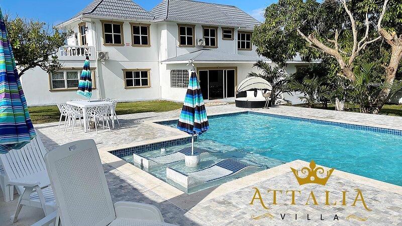 Attalia Villa – semesterbostad i Runaway Bay