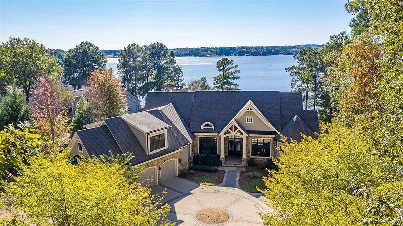 LUXURY WATERFRONT ESTATE ON LAKE OCONEE - NEW LISTING!, casa vacanza a Greensboro